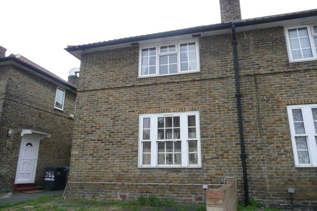 Thumbnail Semi-detached house to rent in Shroffold Road, Downham, Bromley