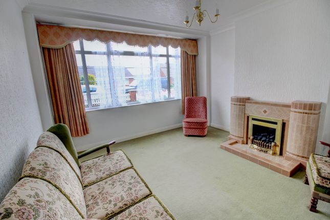 Lounge of Alexandra Road, Scunthorpe DN16