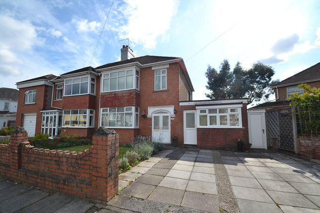 Thumbnail Semi-detached house for sale in Maes-Y-Coed Road, Cardiff