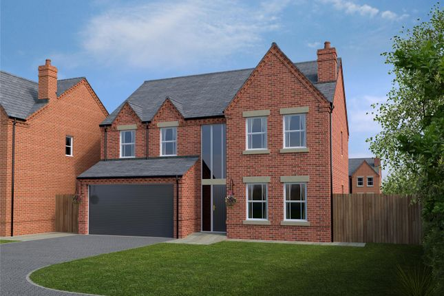 Thumbnail Property for sale in Plot 43, Brackenfield View, Wessington, Derbyshire