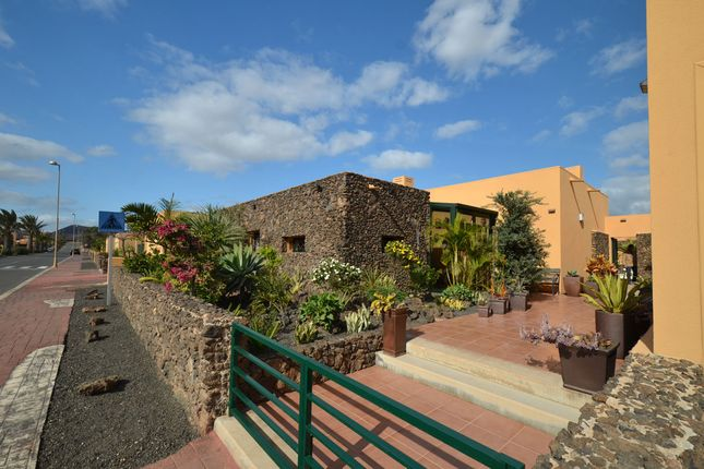 Entrance of Drago 9, Corralejo, Fuerteventura, Canary Islands, Spain