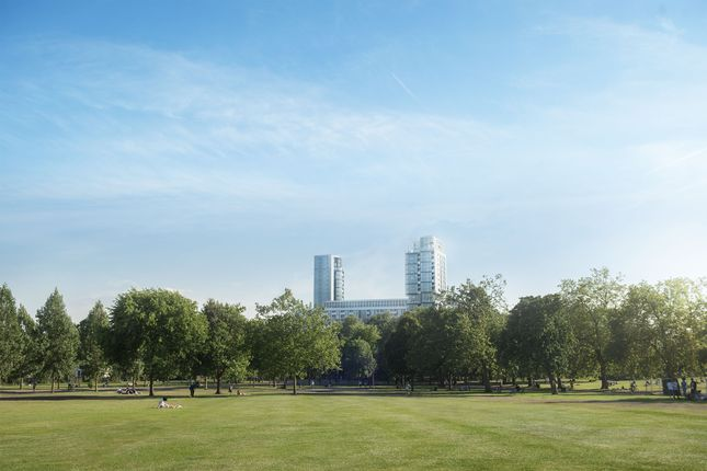 Thumbnail Flat for sale in Goodwin Street, Finsbury Park
