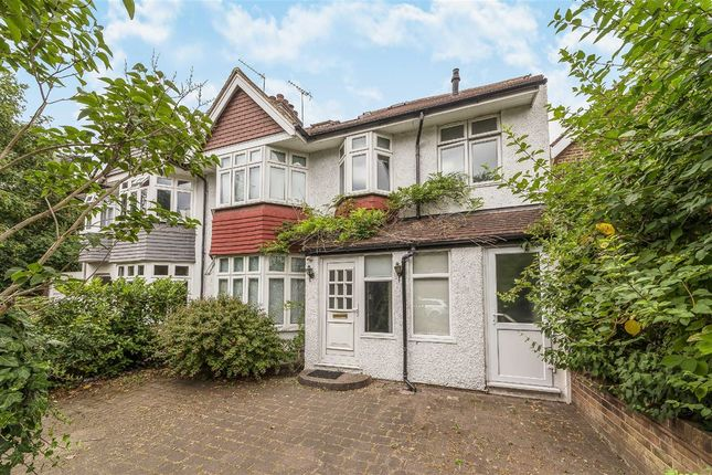 Thumbnail Semi-detached house for sale in Whitton Road, Twickenham