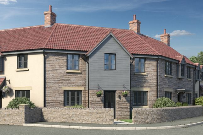 Terraced house for sale in Fullers Cottage, Glastonbury