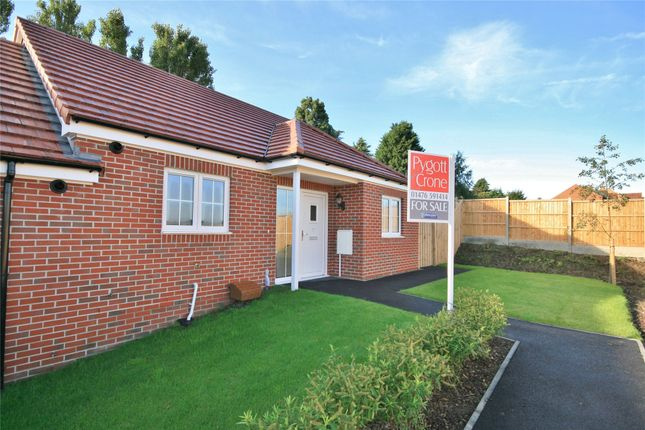 Thumbnail Bungalow for sale in Conisbrough Close, Grantham