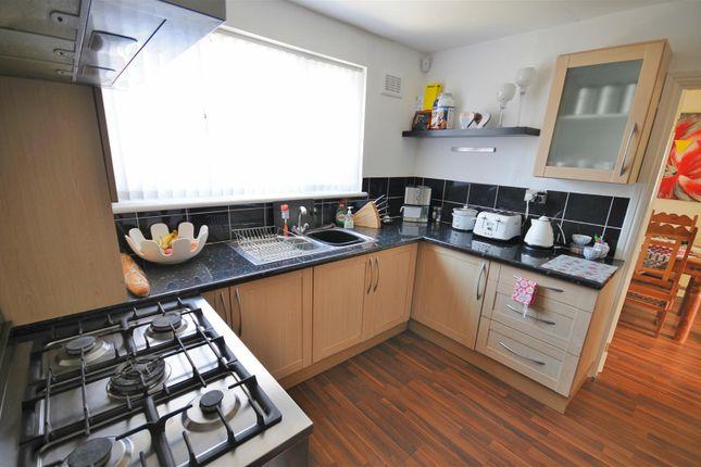 Thumbnail Semi-detached house for sale in Warwick Street, Church, Accrington