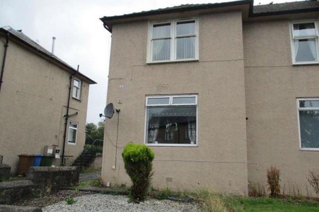 Thumbnail Flat to rent in Grove Street, Denny, Falkirk