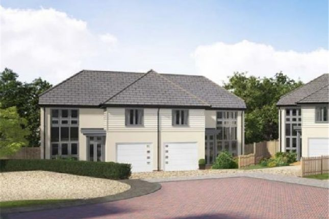 Thumbnail Semi-detached house for sale in Cowslip Lane, Gamlingay, Sandy