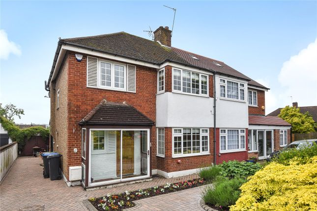 Thumbnail Semi-detached house for sale in Chandos Avenue, London