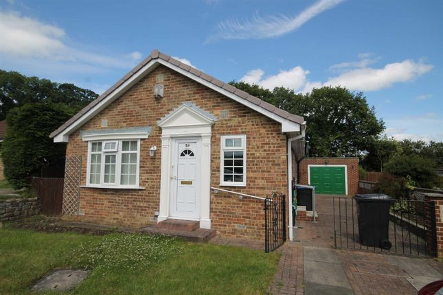 Thumbnail Detached bungalow for sale in Heather Lane, Crook