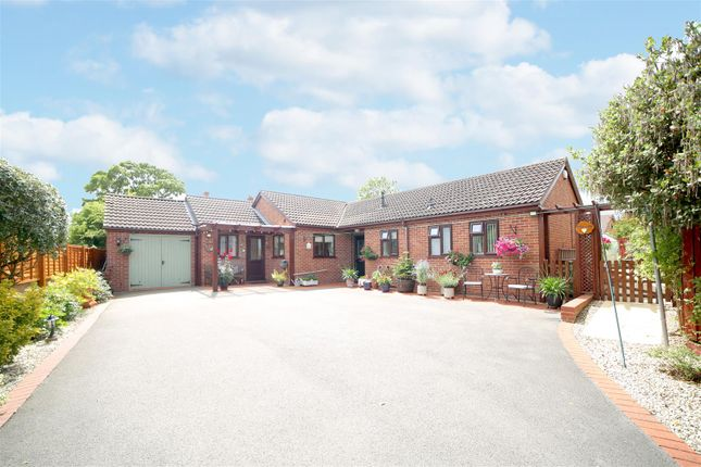 Thumbnail Bungalow for sale in Mount Pleasant, Ketley Bank