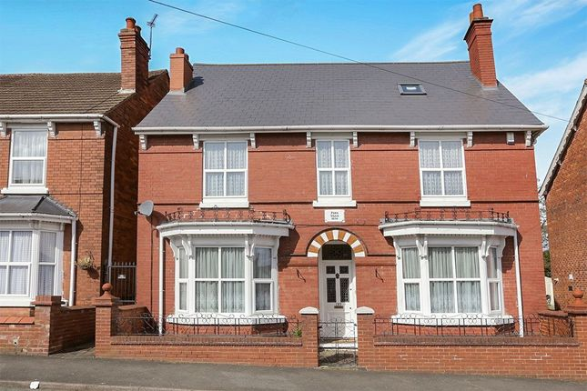Thumbnail Detached house for sale in Park Street South, Wolverhampton