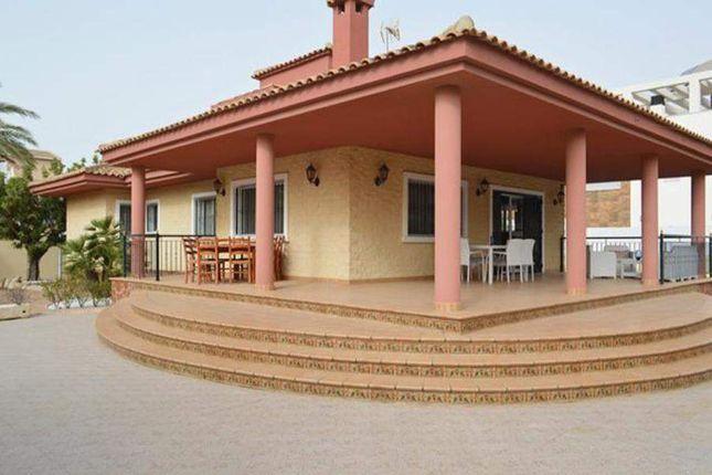Thumbnail Villa for sale in Mil Palmeras, 03191, Alicante, Spain