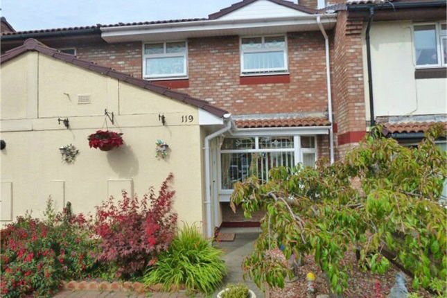 Thumbnail Terraced house for sale in Lake Avenue, South Shields, Tyne And Wear