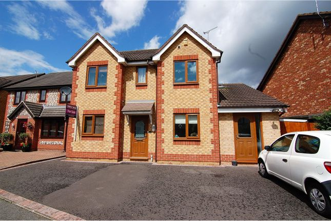 Thumbnail Detached house for sale in Ashness Close, Nottingham
