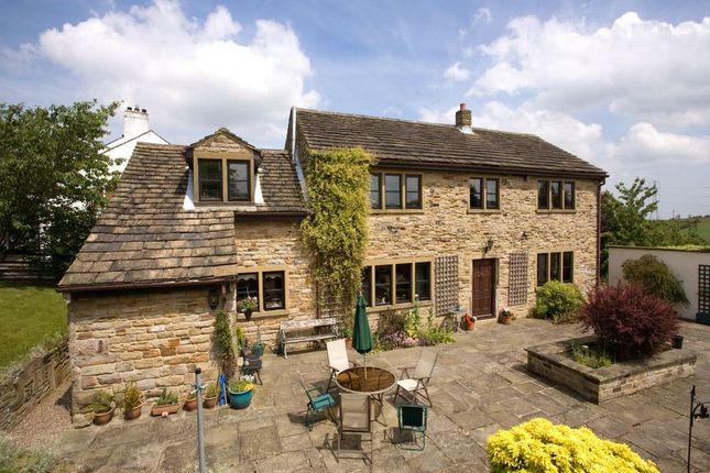 Thumbnail Detached house for sale in Falhouse Green Farm, Falhouse Lane, Whitley, Dewsbury