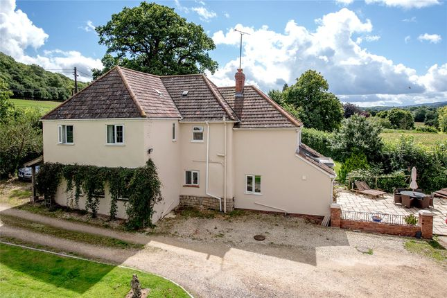 Thumbnail Detached house for sale in Stoke St. Mary, Taunton, Somerset
