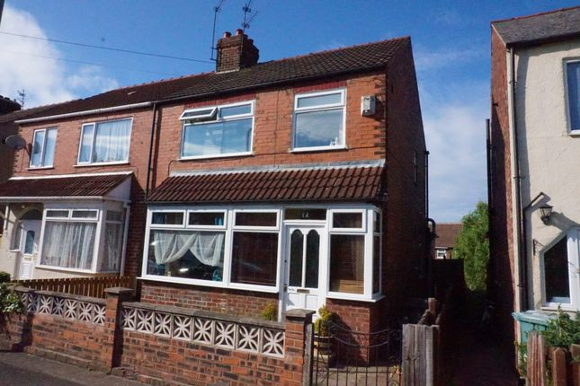 Thumbnail Semi-detached house for sale in Colchester Road, Stockton-On-Tees