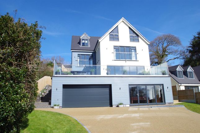 Thumbnail Detached house for sale in Higher Park Road, Braunton