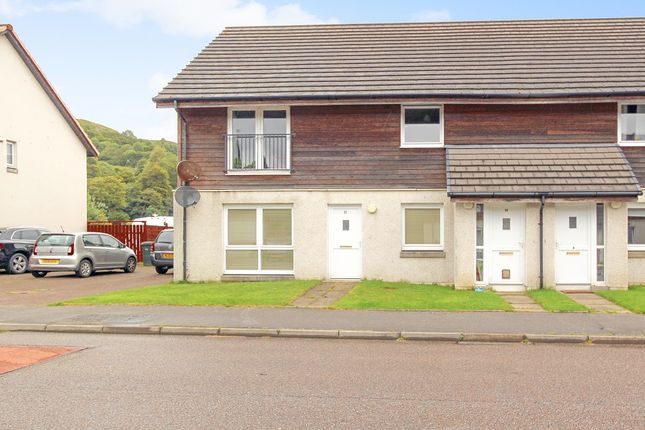 Thumbnail Flat for sale in Mackelvie Road, Oban