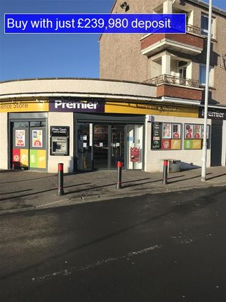 Thumbnail Retail premises for sale in Whatriggs Road, Kilmarnock