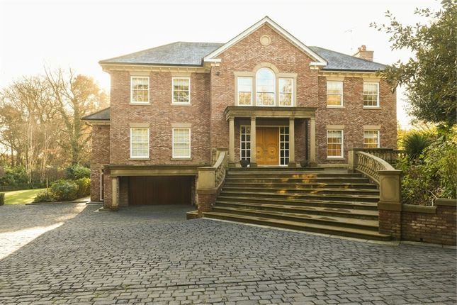 Thumbnail Detached house for sale in Barrow Lane, Hale, Altrincham, Cheshire