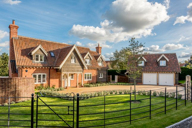Thumbnail Detached house for sale in Manor Close, Walberswick, Southwold