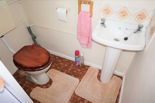 Cloakroom And Toilet :