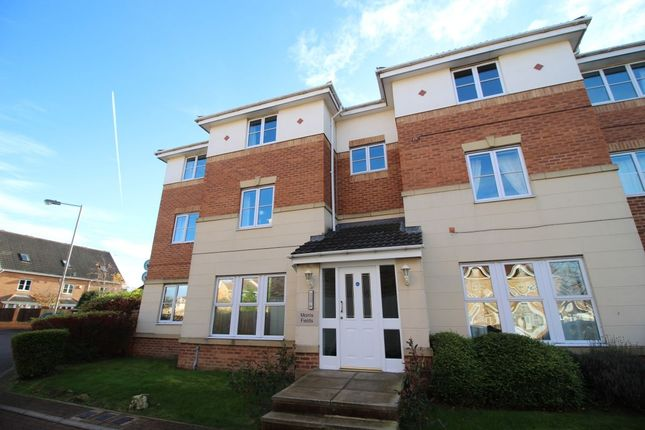Thumbnail Flat for sale in Morris Fields, Normanton