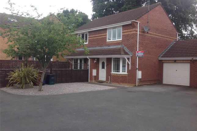 Thumbnail Semi-detached house to rent in Pearmain Close, Willand, Cullompton, Devon
