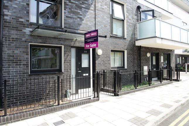Thumbnail Maisonette for sale in Williams Way, Wembley