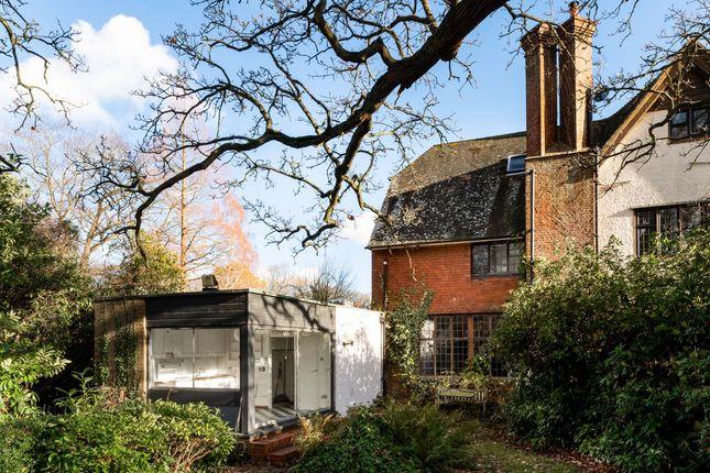 Thumbnail Semi-detached house for sale in How Green Lane, Hever, Edenbridge
