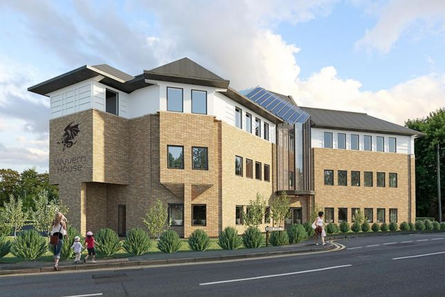 Thumbnail Flat for sale in 25 Maybury Close, Frimley