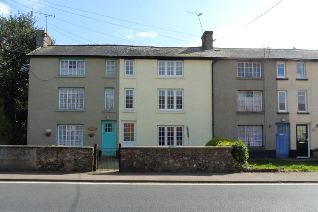 Thumbnail Terraced house for sale in North View, The Street, Rickinghall, Diss, Norfolk