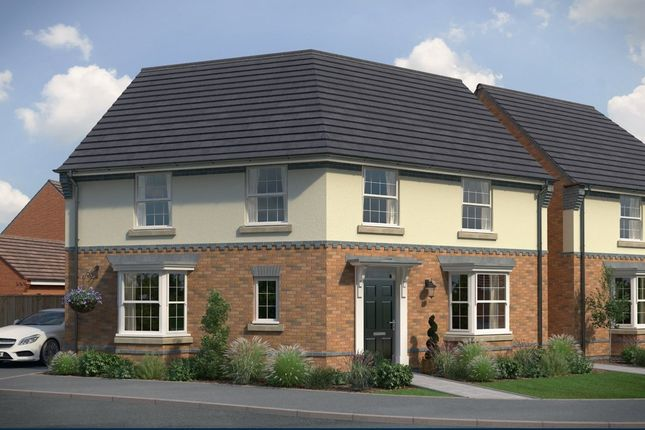 Thumbnail Detached house for sale in The Ashtree, Gilbert's Lea, Birmingham Road, Bromsgrove