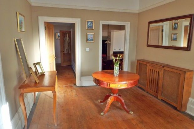 Thumbnail Flat to rent in Morpeth Road, Hoylake, Wirral