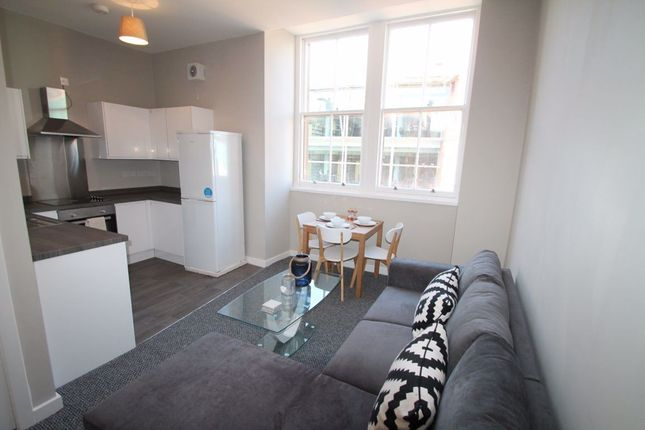 Thumbnail Flat to rent in West Bell Street, Dundee