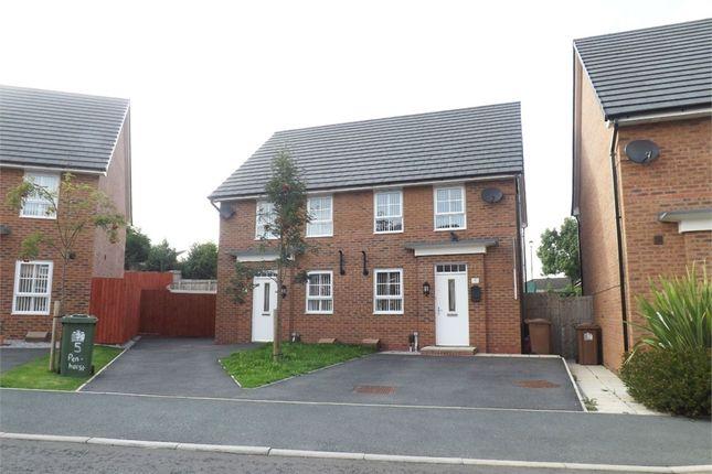 Thumbnail Semi-detached house for sale in Penhurst Way, St Helens, Merseyside