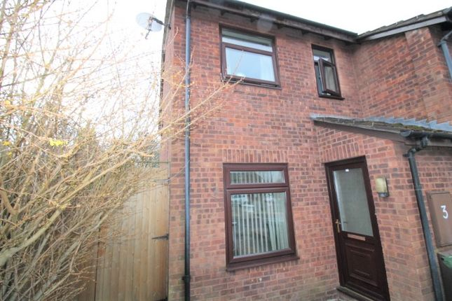 3 bed end terrace house to rent in Denver Close, Topsham, Exeter