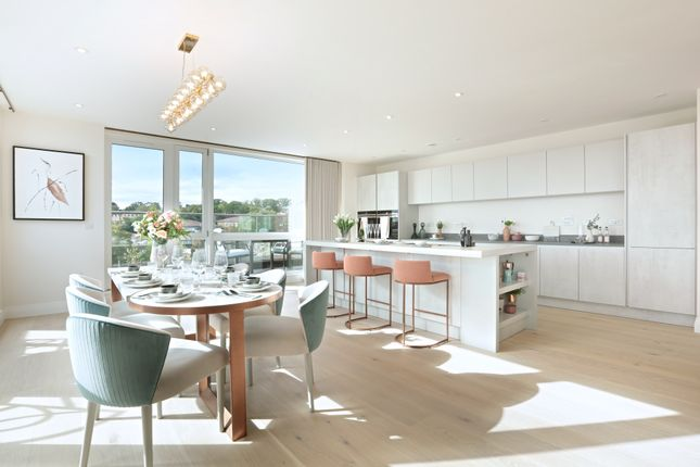 Thumbnail Flat for sale in Inglis Way, Mill Hill East