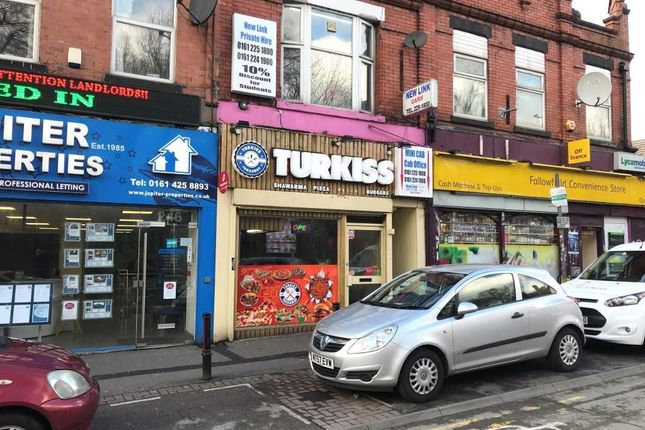 Thumbnail Restaurant/cafe for sale in Manchester M14, UK