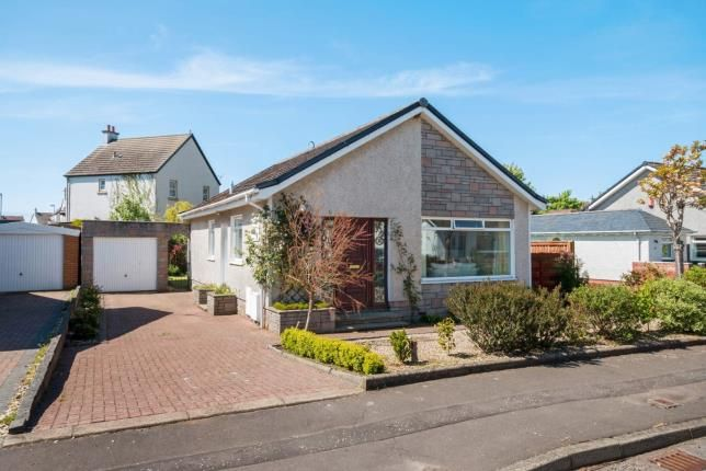 Thumbnail Bungalow for sale in Greenan Way, Doonfoot, Ayr, South Ayrshire