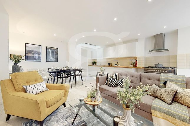 Thumbnail Flat for sale in Boundary Road, St Johns Wood