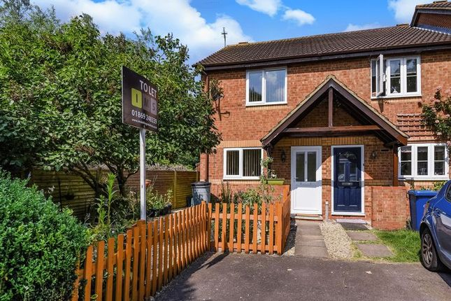 Thumbnail Property to rent in Heron Drive, Bicester
