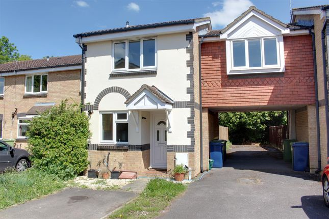 Thumbnail Terraced house for sale in Pirton Meadow, Churchdown, Gloucester