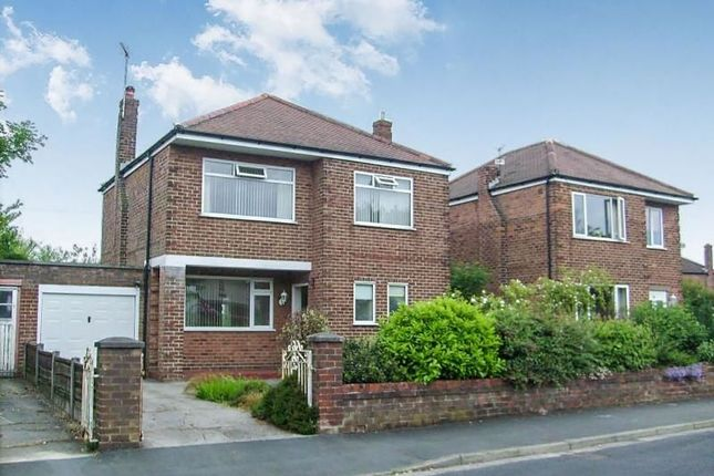 Thumbnail Detached house to rent in Eyam Road, Hazel Grove, Stockport