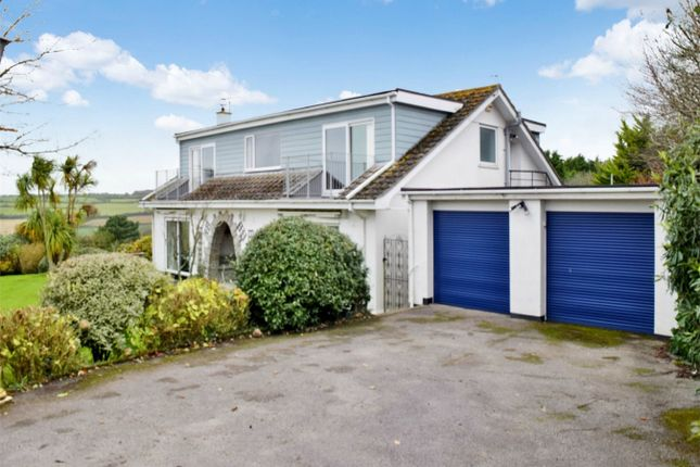 Thumbnail Detached house for sale in Praa Sands, Penzance, Cornwall