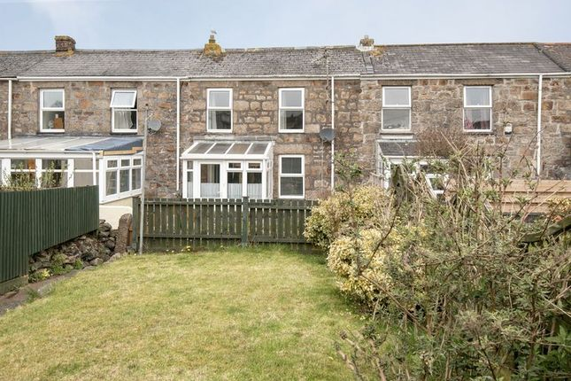 Thumbnail Cottage for sale in Centenary Row West, Camborne
