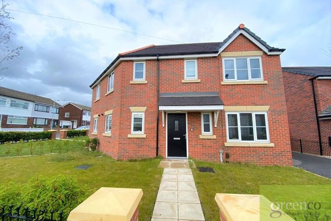 Thumbnail Semi-detached house to rent in Marion Road, Bootle