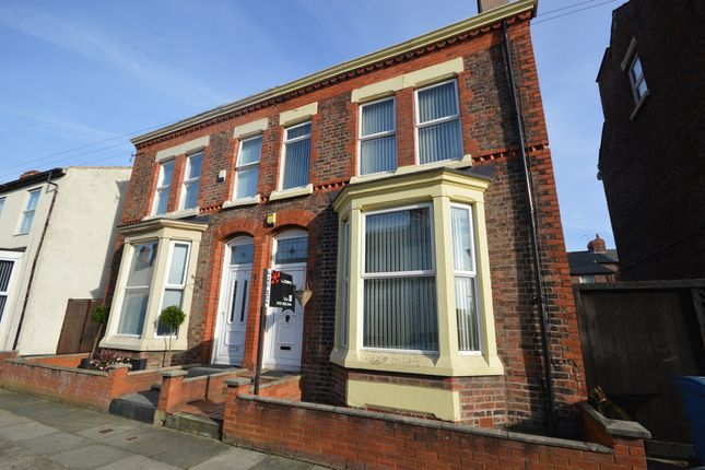 Thumbnail Terraced house for sale in Dove Road, Orrell Park, Liverpool